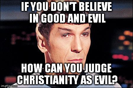 spock good and evil